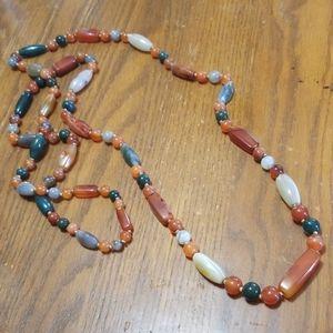 Genuine Beaded Necklace